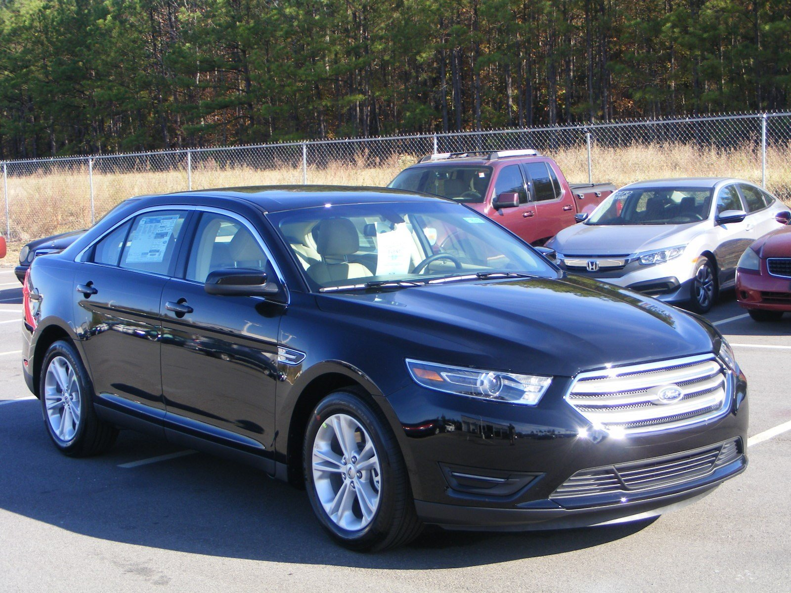 new 2016 ford taurus sel 4dr car in milledgeville f16312 butler ford. Black Bedroom Furniture Sets. Home Design Ideas