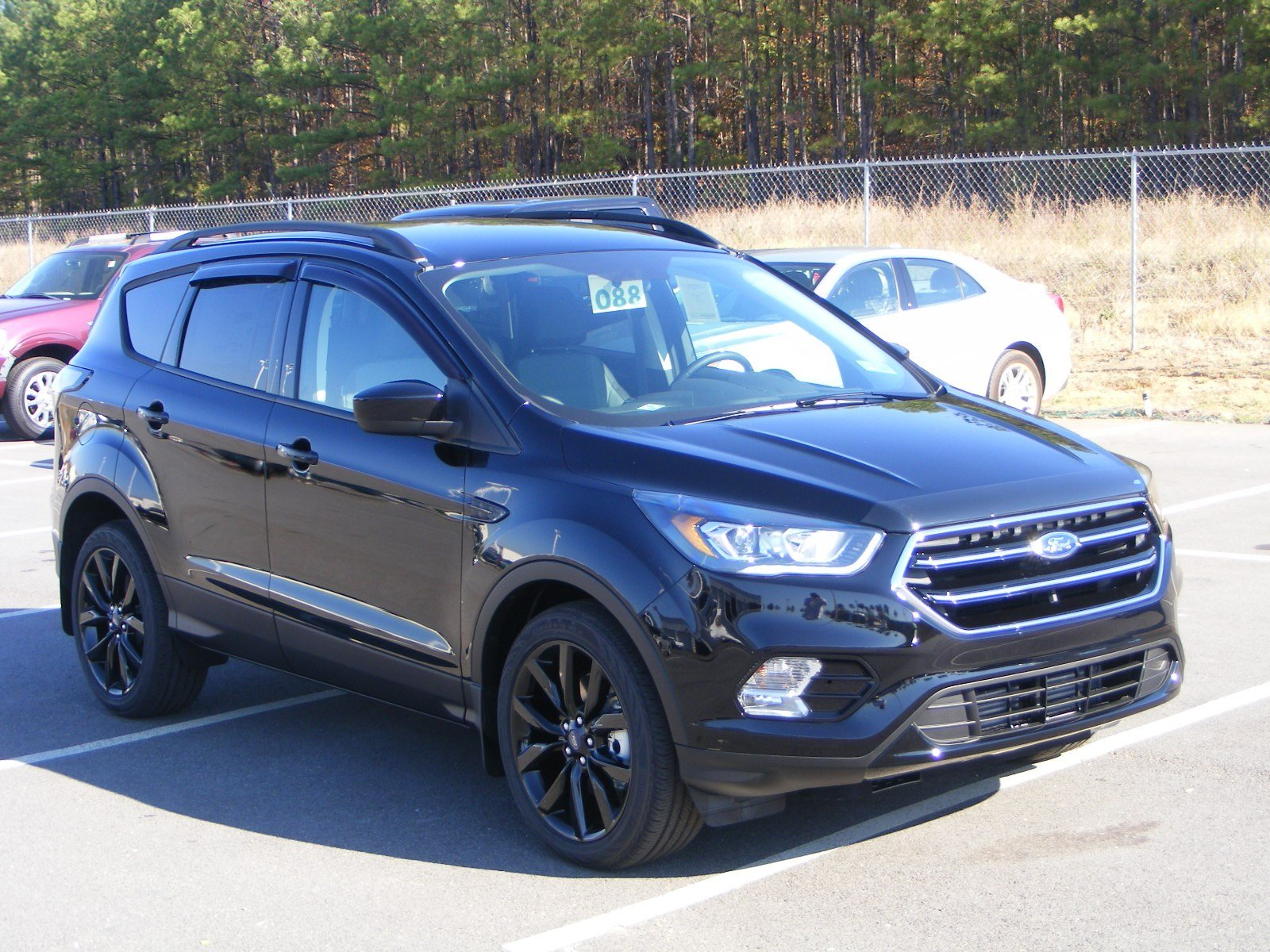 new 2017 ford escape se sport utility in milledgeville f17040 butler ford. Black Bedroom Furniture Sets. Home Design Ideas