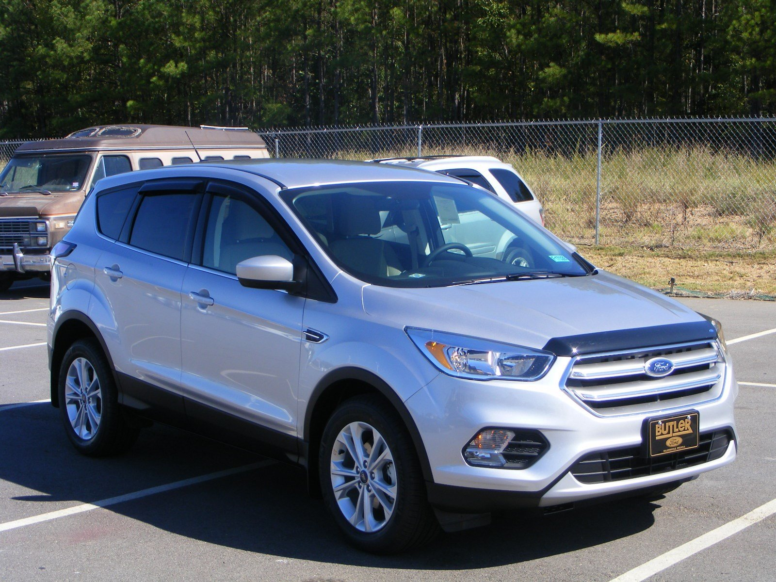 new 2017 ford escape se sport utility in milledgeville f17028 butler ford. Black Bedroom Furniture Sets. Home Design Ideas