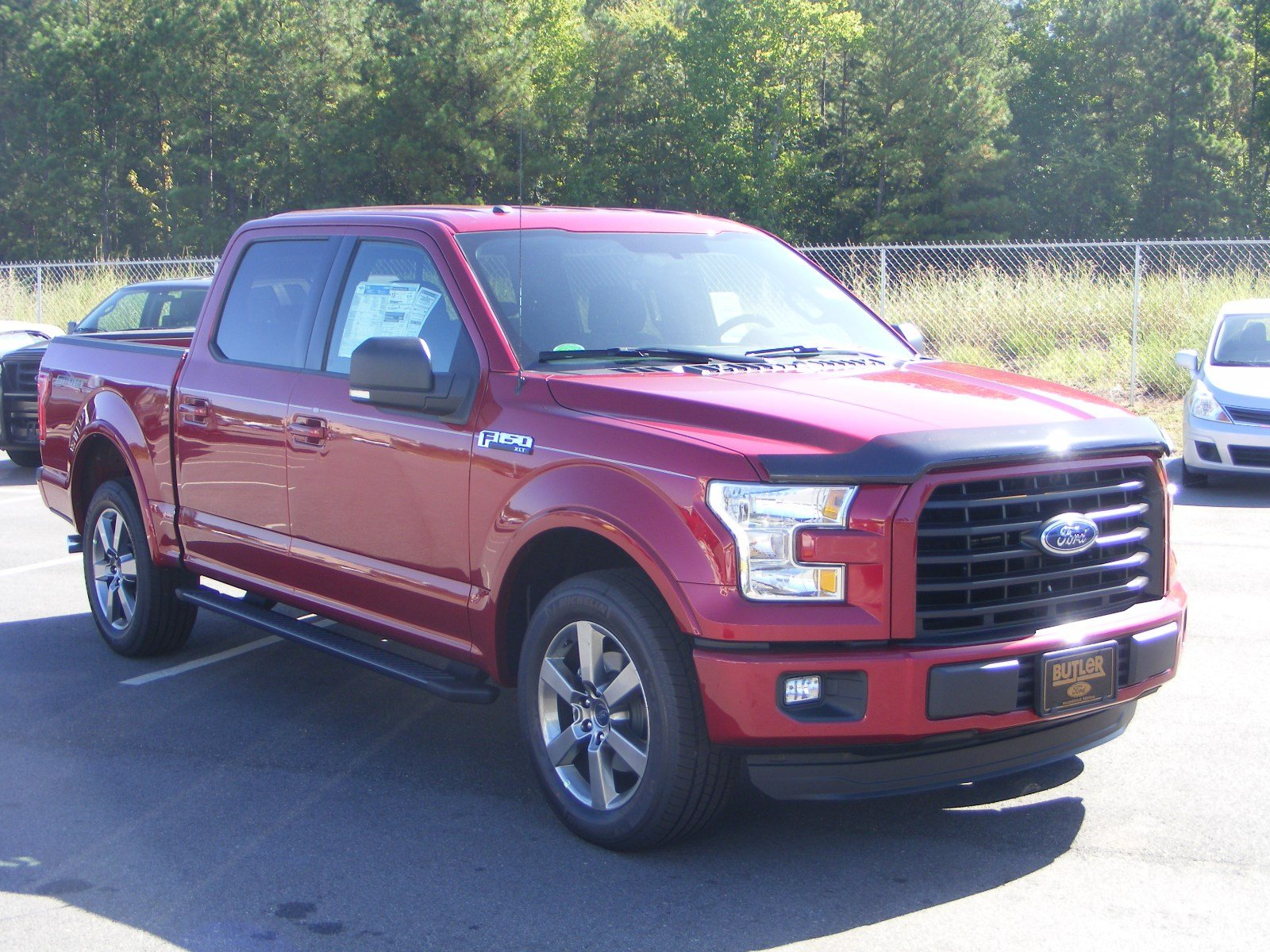 new 2016 ford f 150 xlt crew cab pickup in milledgeville f16279 butler ford. Black Bedroom Furniture Sets. Home Design Ideas